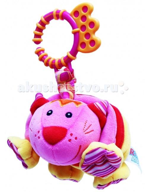 Подвесная игрушка Roxy Кот Ру-ру со звуком