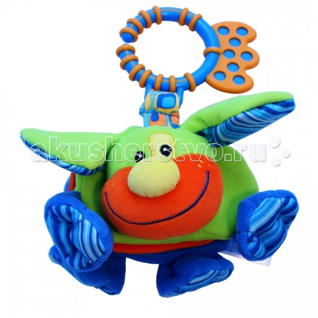 Подвесная игрушка Roxy Щенок Гигл со звуком
