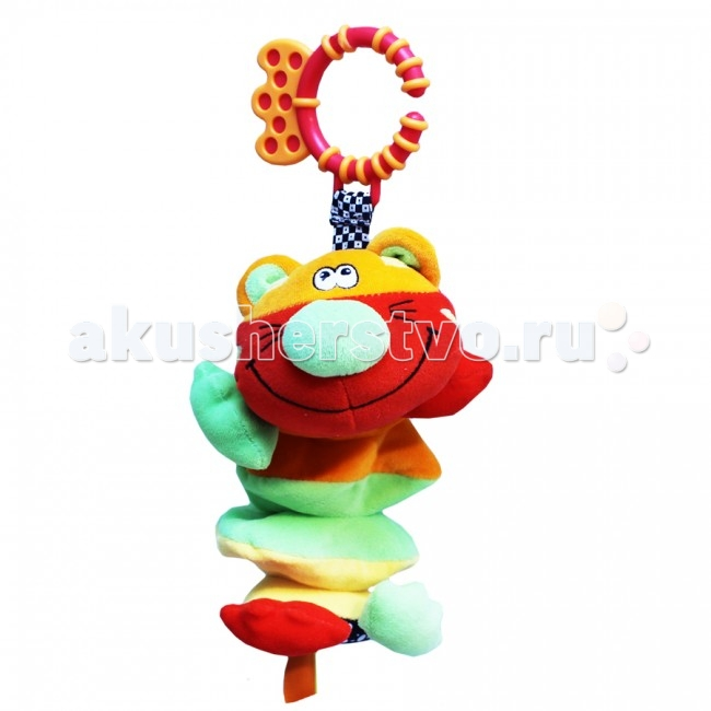 Подвесная игрушка Roxy Тигренок Гигл со звуком