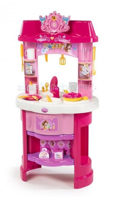 Smoby Кухня Принцессы Дисней