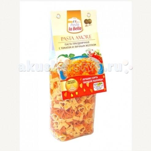 Pasta la Bella Baby Макароны Праздничные 250 г