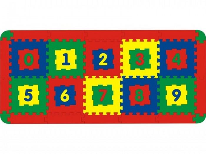 Игровой коврик Тедико Напольный 10 деталейНапольный 10 деталейИгровой коврик Тедико Напольный 10 деталей выполнен из мягкого, прочного, нетоксичного и абсолютно безопасного материала, она развивает у ребёнка память, воображение, фантазию, моторику, пространственное и логическое мышление. Полимерный материал, из которого выполнены изделия ,обладает теплоизоляционными свойствами, что обеспечивает комфорт и удобство в использовании, в виде напольного покрытия в детской, ванной или игровой комнате.  Размеры: 150 х 68 см Толщина: 10 мм Материал: вспененный полиэтилен.  Совместим с другими ковриками-пазлами Флексика с размерами сторон 68, 95, 123 и 150 см.<br>