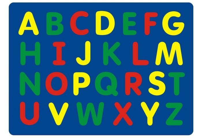 Тедико Мозаика мягкая Английский алфавит