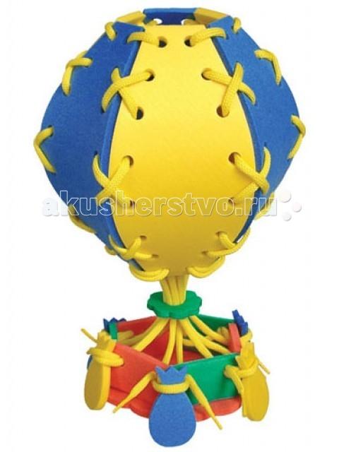 Развивающая игрушка Тедико Шнуровка Воздушный шар