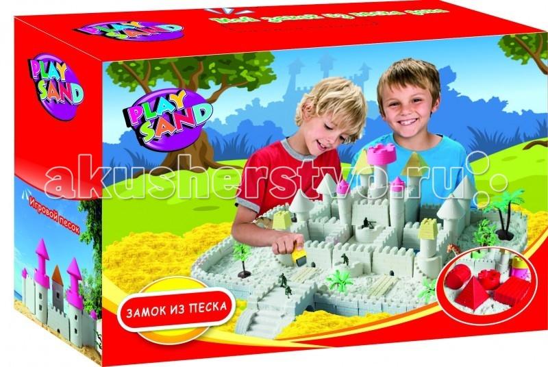 Живой песок Набор Замок из пескаНабор Замок из пескаЖивой песок надолго увлечет вашего ребенка. Долгими зимними вечерами он будет занимать всю семью.  Из него можно лепить фигурки руками, делать фигурки с помощью формочек, строить замки и города.  Игры с песком развивают мелкую моторику,стимулируют работу воображения, улучшают пространственное мышление и способствуют стабилизации нервной системы.  Живой песок очень приятный на ощупь, немного похож на мокрый песок.  Он не липнет к рукам и к одежде, не оставляет пятен.  Это нетоксичный и гипоаллергенный продукт.  Состав: песок 2000 гр. надувной коврик (в надутом состоянии: 48х68 см., борт 7 см.) формочки для замка (3 набора)<br>