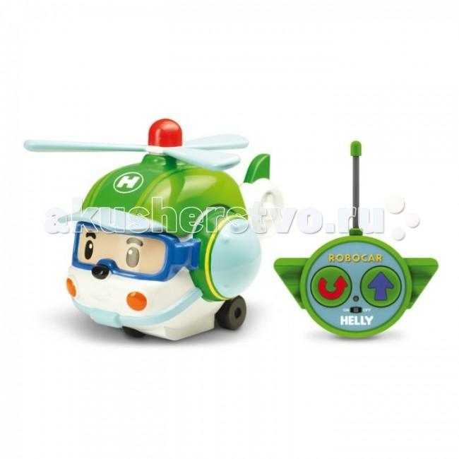 Robocar Poli Вертолет Хэли на радиоуправлении 15 см