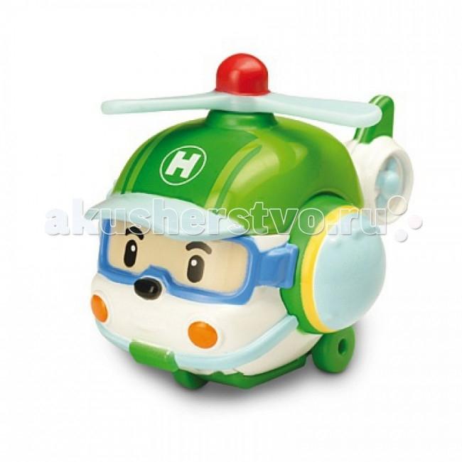 Robocar Poli Вертолет Хэли 6 см