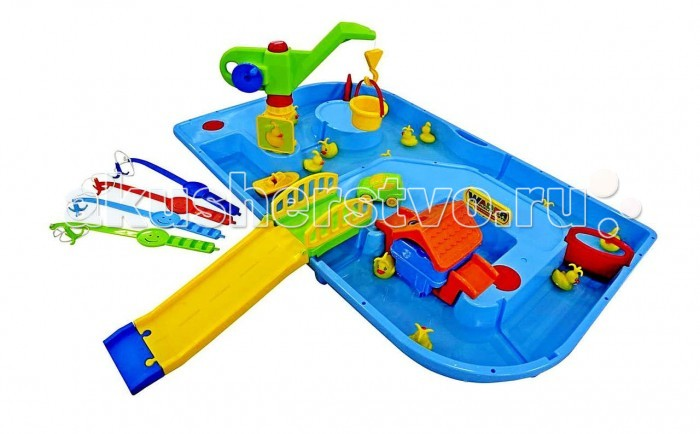 Wader Игра с водой Поймай уточку для 4 игроков