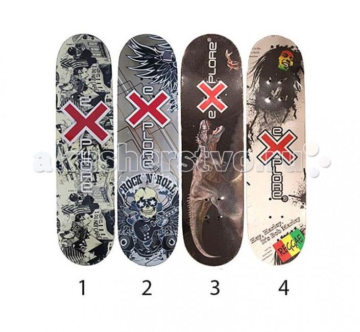 Скейтборды Explore