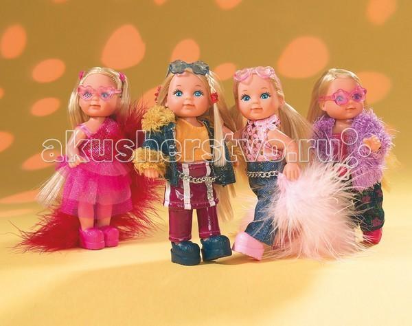 Simba Кукла Еви с боаКукла Еви с боаКукла Еви Simba с боа - милая куколка с длинными волосами, которые можно расчесывать, создавая разнообразные причёски непременно понравится вашей малышке.   У куклы Ева появилось пышное и красивое боа, которое завершает ее неповторимый образ маленькой принцессы.   Особенности:    Кукла сделана из высококачественного пластика  Руки и ноги куколки подвижны, куколку можно сажать  Волосы Еви можно расчесывать, делать различные прически  Вся одежда легко снимается, куколку можно переодевать  Благодаря своей компактности, ее можно брать в дальнее путешествие  Играя с куклой, ваша девочка придумает множество сюжетно-ролевых игр  В игре будут развиваться творческие способности, фантазия, воображение и артистические навыки, а также внимательность, мелкая моторика и координация движения рук   Высота куклы 12 см  Внимание!Расцветки в ассортименте!<br>
