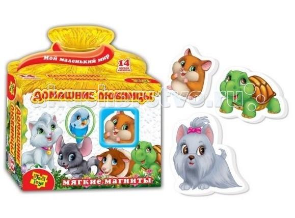 Vladi toys Игра магнитная Домашние любимцы