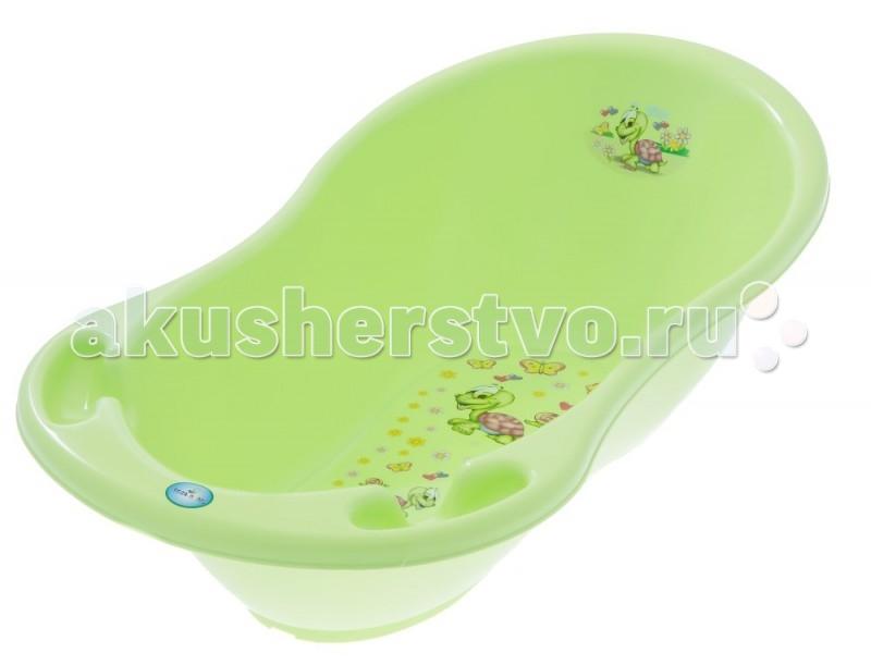 Tega Baby Ванночка для купания Веселая черепаха 86 см