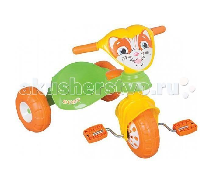 Велосипед трехколесный Pilsan Smart Кот