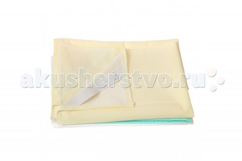 Sheldon Защитный чехол для матраса непромокаемый на резинках 120х60 см