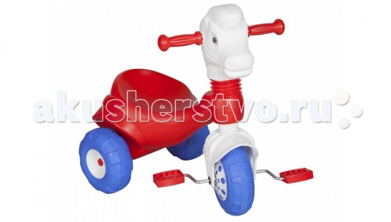 Велосипед трехколесный Pilsan Pony 07 149