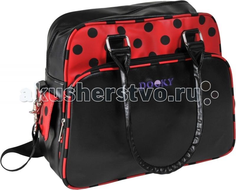 Xplorys ����� ��� ���� Dooky Changing Bag Ladybug