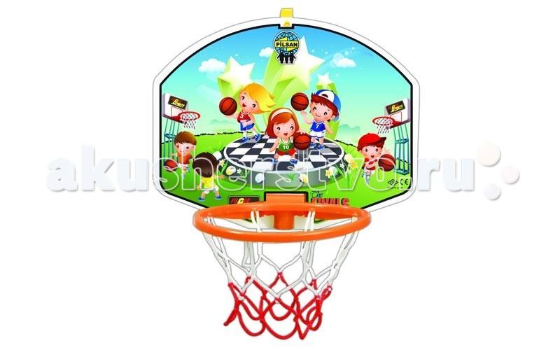 Pilsan Баскетбольное кольцо и дартс Little