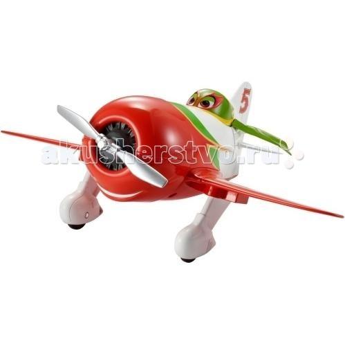 Disney Mattel Planes Самолет El Chupacabra (Эль Чупакабра) 1:55