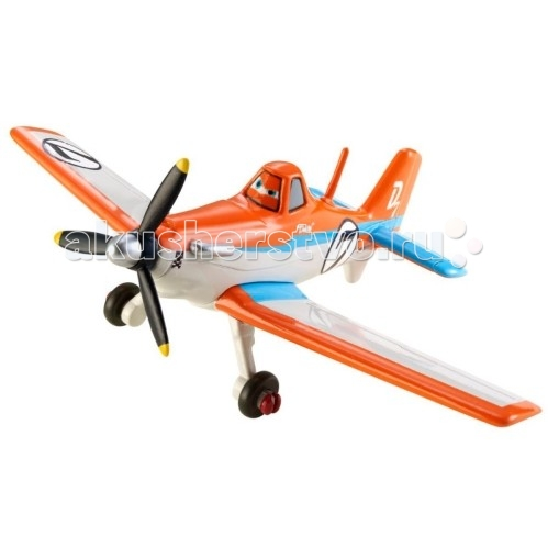 Disney Mattel Planes ������� Dusty (�����) 1:55