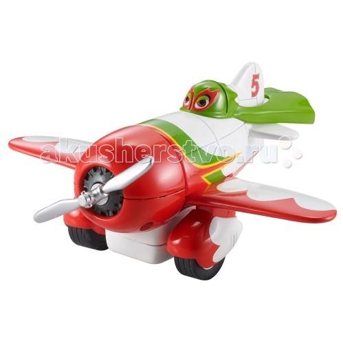 Disney Mattel Planes Самолет инерц. El Chupacabra (Эль Чупакабра)