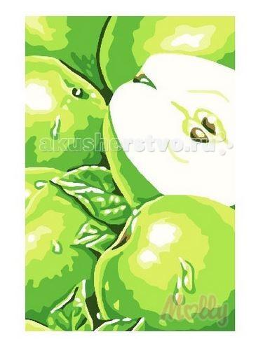 Molly Картина по номерам Яблоки 20х30 смКартина по номерам Яблоки 20х30 смРаскраска по номерам Molly Яблоки 8 цветов - оригинальный набор, позволяющий создать первую картину, благодаря поэтапной раскраске полотна   В наборе:    холст из натурального хлопка на деревянном подрамнике (холст предварительно прогрунтован);  нейлоновые кисти разного размера 3 шт.;  акриловые краски (устойчивые к выцветанию);  крепление на стену.   Размер: 20 х 30 см Количество цветов: 8 Уровень сложности: легкий<br>