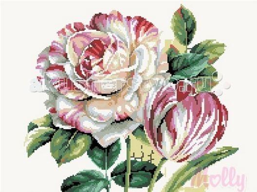 Molly Мозаичная картина Розовое настроение 40х50 смМозаичная картина Розовое настроение 40х50 смМозаичная картина Molly Розовое настроение 31 цвет - оригинальный набор, позволяющий создать первую картину, благодаря поэтапной выкладке мозаикой полотна.    В наборе:    Тканевый холст с клеевым слоем и с нанесенной схемой рисунка;  Металлический пинцет;  Пластиковый контейнер для элементов мозаики;  Специальный карандаш;  Клей-липучка для карандаша;  Комплект разноцветных мозаичных элементов диаметром 2,5 мм;   Размер: 40 х 50 см Количество цветов: 31 Уровень сложности: трудный<br>