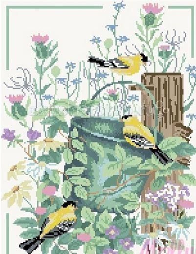 Molly Мозаичная картина Щеглы в саду 40х50 смМозаичная картина Щеглы в саду 40х50 смМозаичная картина Molly Щеглы в саду 27 цветов - оригинальный набор, позволяющий создать первую картину, благодаря поэтапной выкладке мозаикой полотна.    В наборе:    Тканевый холст с клеевым слоем и с нанесенной схемой рисунка;  Металлический пинцет;  Пластиковый контейнер для элементов мозаики;  Специальный карандаш;  Клей-липучка для карандаша;  Комплект разноцветных мозаичных элементов диаметром 2,5 мм;   Размер: 40 х 50 см Количество цветов: 27 Уровень сложности: сложный<br>