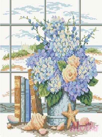Molly Мозаичная картина Морской букет 40х50 смМозаичная картина Морской букет 40х50 смМозаичная картина Molly Морской букет 32 цвета - оригинальный набор, позволяющий создать первую картину, благодаря поэтапной выкладке мозаикой полотна.    В наборе:    Тканевый холст с клеевым слоем и с нанесенной схемой рисунка;  Металлический пинцет;  Пластиковый контейнер для элементов мозаики;  Специальный карандаш;  Клей-липучка для карандаша;  Комплект разноцветных мозаичных элементов диаметром 2,5 мм;   Размер: 40 х 50 см Количество цветов: 32 Уровень сложности: сложный<br>