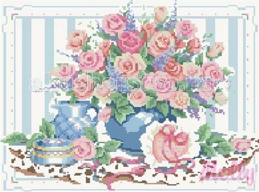 Molly Мозаичная картина Розовый букет 40х50 смМозаичная картина Розовый букет 40х50 смМозаичная картина Molly Розовый букет 26 цветов - оригинальный набор, позволяющий создать первую картину, благодаря поэтапной выкладке мозаикой полотна.    В наборе:    Тканевый холст с клеевым слоем и с нанесенной схемой рисунка;  Металлический пинцет;  Пластиковый контейнер для элементов мозаики;  Специальный карандаш;  Клей-липучка для карандаша;  Комплект разноцветных мозаичных элементов диаметром 2,5 мм;   Размер: 40 х 50 см Количество цветов: 26 Уровень сложности: трудный<br>
