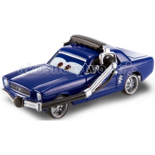 Disney Mattel Cars ����� 2 Brent 1:55
