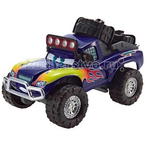 Disney Mattel Cars Тачки 2 RS-500 Blue GritMattel Cars Тачки 2 RS-500 Blue GritМеталлическая машинка из мультфильма Тачки-2 Blue Grit на блистере.  Выполнена из экологичных материалов, безопасных для здоровья малыша.   Такая игрушка украсит любую коллекцию машинок. Колеса машинки вращаются, корпус выполнен из металла и покрыт влагоустойчивой краской.   Игрушка развивает мелкую моторику рук, воображение и фантазию ребенка.  Размер машинки: 9х7 см.<br>