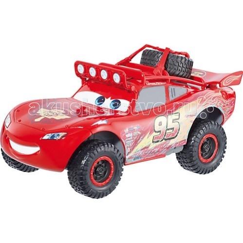 Disney Mattel Cars Тачки 2 RS-500 McQueen (Молния Маквин)Mattel Cars Тачки 2 RS-500 McQueen (Молния Маквин)Металлическая машинка из мультфильма Тачки-2 McQueen (Молния Маквин) на блистере.  Выполнена из экологичных материалов, безопасных для здоровья малыша.   Такая игрушка украсит любую коллекцию машинок. Колеса машинки вращаются, корпус выполнен из металла и покрыт влагоустойчивой краской.   Игрушка развивает мелкую моторику рук, воображение и фантазию ребенка.  Размер машинки: 9х7 см.<br>