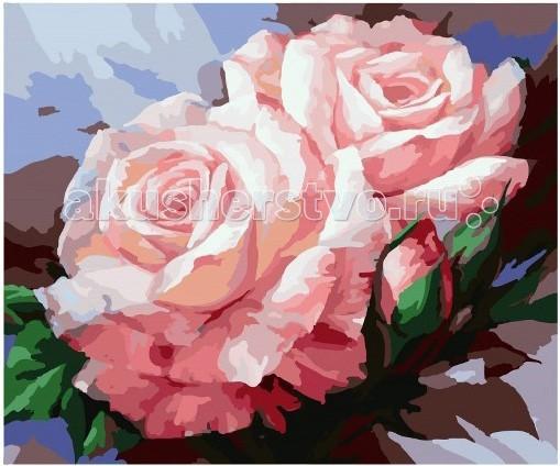 Molly Картина по номерам Розы Шебби-шик 40 х 50 смКартина по номерам Розы Шебби-шик 40 х 50 смКартина по номерам Molly Розы Шебби-шик - аналог традиционной раскраски, но на холсте.  Соблюдая нумерацию отдельных сегментом картины, нужно разукрасить картину красками. Рекомендуется начинать с более светлых оттенков, постепенно переходя к более темным. Картины по номерам - интересное хобби и возможность почувствовать себя настоящим художником.    В наборе:    холст из натурального хлопка на деревянном подрамнике (холст предварительно прогрунтован);  нейлоновые кисти разного размера 3 шт.;  акриловые краски (устойчивые к выцветанию);  крепление на стену;  акриловый лак (2 баночки).   Размер: 40 х 50 см  Защитить готовую картину от воздействия ультрафиолетовых лучей и влаги поможет акриловый лак в наборе. Перед использованием его необходимо разбавить водой в соотношении 1:1. Лак следует наносить на краску в качестве финишного покрытия.<br>