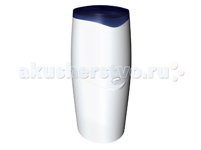 Angelcare Накопитель подгузников Captiva AD9002-EUНакопитель подгузников Captiva AD9002-EUAngelCare Captiva AD9002-EU — накопитель для подгузников, который станет удобным дополнением в детской комнате ребенка первых месяцев жизни. В качестве расходного материала используются кассеты с полиэтиленовыми мешками.   Поставляется в комплекте с одной кассетой.  Кассета содержит несколько пакетов, каждый из которых вмещает в себя до 28 подгузников, общая емкость одной сменной кассеты — 180 подгузников.   Комплектность: - Ведро-наполнитель, 1 кассета с мешками   Размеры и вес: - Размер 58х23х22 см - Вес 1.22 кг  К накопителю можно приобрести  сменную кассету Angelcare AR9003-EU<br>