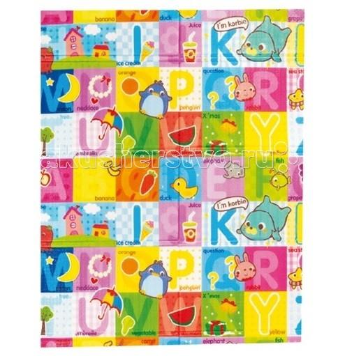 Игровой коврик Mambobaby Английский Алфавит