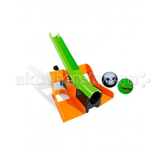 DaGeDar Игровой набор Пусковое устройство с двумя супербыстрыми шарамиИгровой набор Пусковое устройство с двумя супербыстрыми шарамиИгровой набор Пусковое устройство с двумя супербыстрыми шарами DaGeDar  Увлекательная игра для мальчиков. DaGeDar – это игра на скорость и умение, которая позволяет детям прочувствовать увлекательный дух состязания и коллекционирования.  В набор пусковое устройство, два основных шара DaGeDar, два кармана для приема шаров DageDar. Для запуска шаров с помощью пускового устройства необходимо, чтобы пусковое устройство располагалось на горизонтальной поверхности. В противном случае предохранитель в нижней части устройства не позволит оттянуть рычаг пускового устройства. Данным устройством можно дополнительно укомплектовывать игровые наборы DaGeDar с треками.  В основе сюжетной линии брэнда лежит понятие Измерение 33. В Измерении 33 живут персонажи, называемые DaGeDar, которые принадлежат к «guishen» - силам положительных и отрицательных духов. Между ними нет противостояния добрых и злых... Но они являются безжалостными и яростными соперниками, которых связывает лишь одно - гонки.   Благодаря своей эмоциональной силе персонажи DaGeDar вырываются из Измерения 33. После того, как они прорвали квантовый барьер и приняли форму шаров, внутри них остается их дух. В результате этого процесса дух персонажей DaGeDar оказывается заключенным в шары со сверхмощным зарядом энергии.   Каждый персонаж обладает четко отличающимися индивидуальными чертами и разной мотивацией для участия в гонках. В стремлении к победе они могут использовать силы стихий или прочность, хитрость или острый ум. Каждая серия персонажей-шаров имеет свой уникальный код, что повышает привлекательность для коллекционеров.<br>