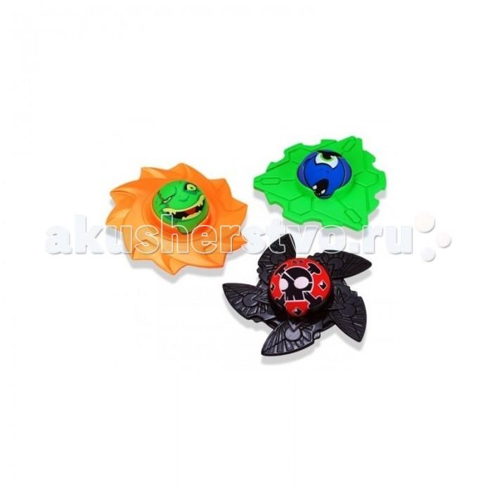 DaGeDar Игровой набор Волчок с супербыстрым шаром