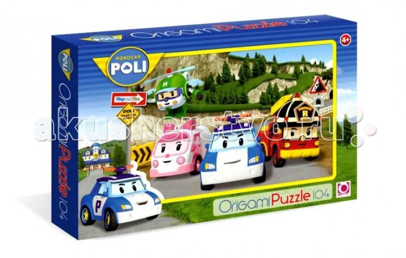 Robocar Poli Пазл 104А 05801