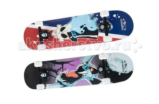 Hudora Скейтборд Skill ABEC 7