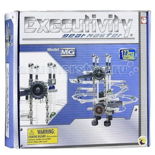 Конструктор Executivity Gear Master MG 173 детали