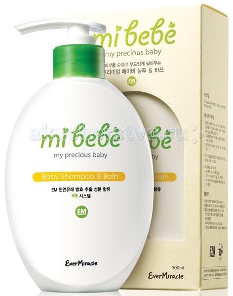 MiBebe Детский лосьон для тела 300 мл