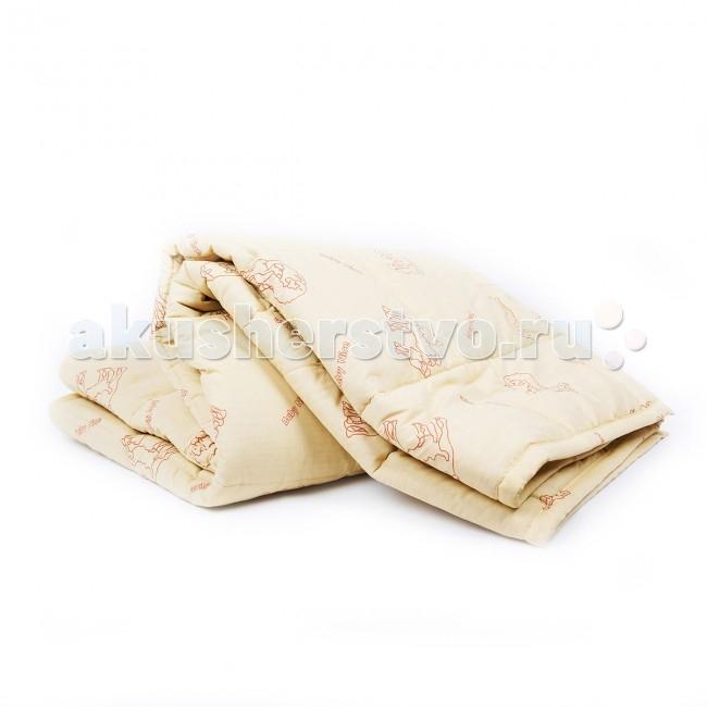 Одеяло Baby Nice (ОТК) стеганное 105х140 см (верблюжья  шерсть)