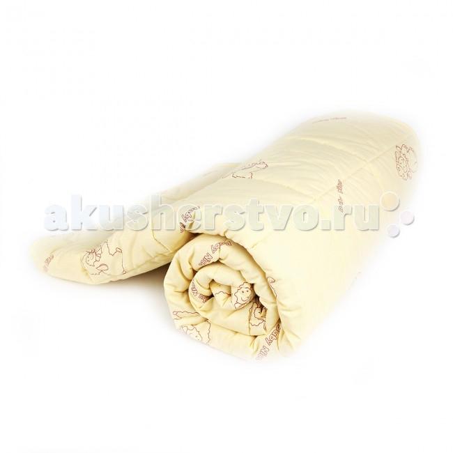 Одеяло Baby Nice (ОТК) стеганное 110х140 см (овечья шерсть)