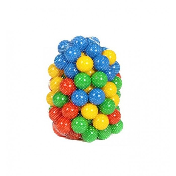 BabyOne Ching-Ching Комплект шариков 100 шт (6 см)