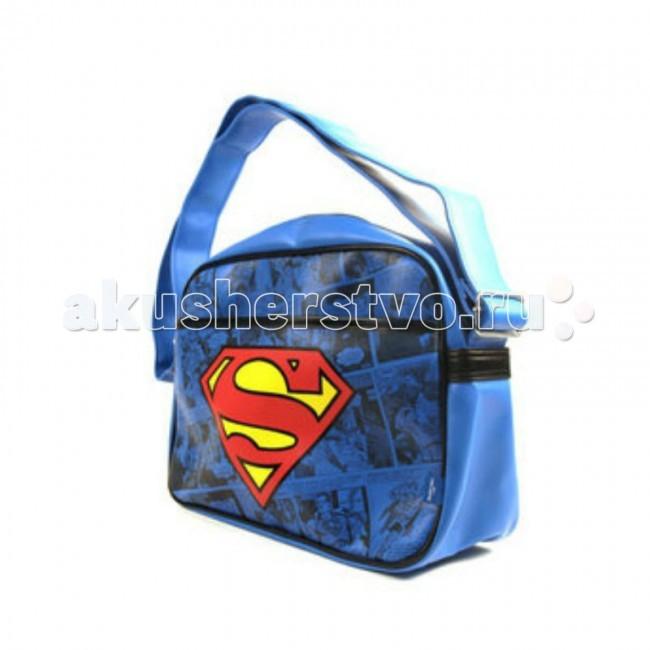 Zak! Термосумка СуперменТермосумка СуперменZak! Термосумка Супермен - удобная и практичная детская термосумка со знаком героя популярного мультфильма Супермен.  Изделие оснащено удобным наплечным ремнем, который регулируется.   Сумка сохраняет продукты теплыми и холодными в течение 3-4 часов.<br>