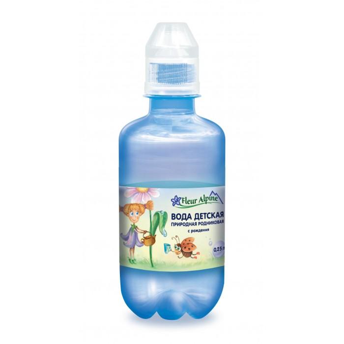 Fleur Alpine Вода детская питьевая 0.25 л