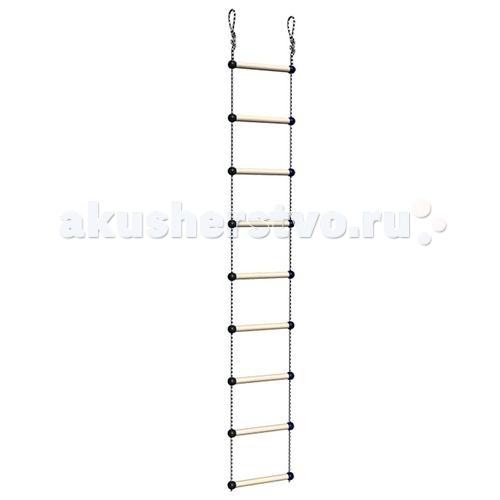Карусель Лестница веревочная
