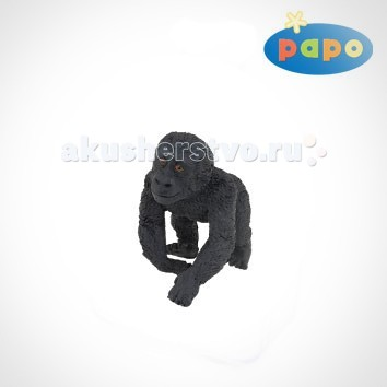 Papo Игровая реалистичная фигурка Детёныш гориллы