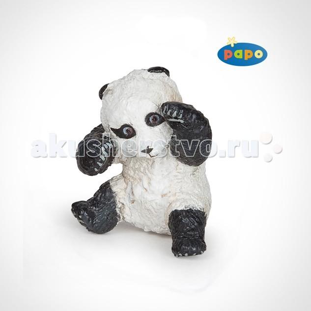 Papo Игровая реалистичная фигурка Играющий детёныш панды
