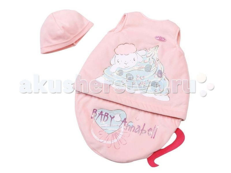 Zapf Creation Baby Annabell ������ � �������� ������� 2 � 1